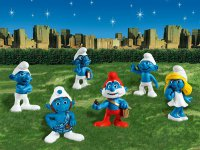 Schleich - Schlumpf-Set - Film-Edition - The Smurfs 3D