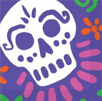 Servietten - Day Of The Dead