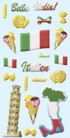 Soft-Sticker - Italien