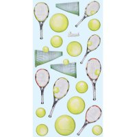 Soft-Sticker - Tennis - Creapop®