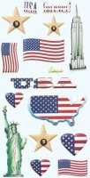 Soft-Sticker - USA - Amerika