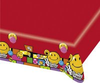 Tischdecke - Smiley World - Comic