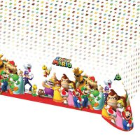 Tischdecke - Super Mario Party