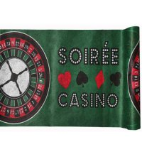 Tischl�ufer - Casino - Party