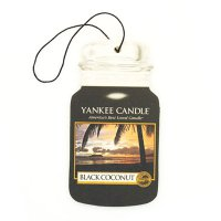 Yankee Candle Car Jar Ultimate - Black Coconut Autoduft