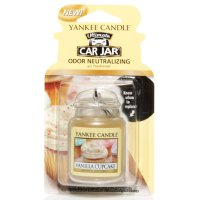 Yankee Candle Car Jar Ultimate - Vanilla Cupcake - Autoduft