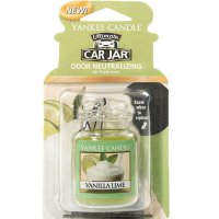 Yankee Candle Car Jar Ultimate - Vanilla Lime - Autoduft