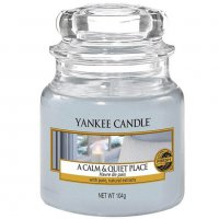 Yankee Candle Duftkerze A Calm & Quiet Place 104g
