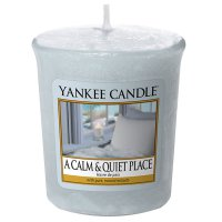 Yankee Candle Duftkerze A Calm & Quiet Place -...