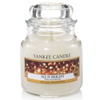 Yankee Candle Duftkerze All is Bright 104g