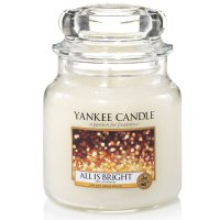 Yankee Candle Duftkerze All is Bright 411g