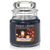 Yankee Candle Duftkerze Autumn Night 411g