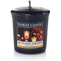 Yankee Candle Duftkerze Autumn Night - Votivkerze
