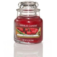 Yankee Candle Duftkerze Black Cherry 104g