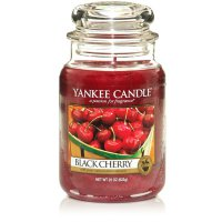 Yankee Candle Duftkerze Black Cherry 623g