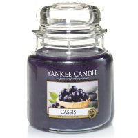 Yankee Candle Duftkerze Cassis 411g
