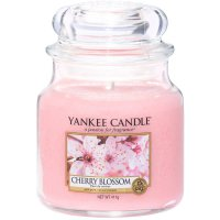 Yankee Candle Duftkerze Cherry Blossom 411g