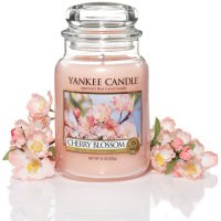 Yankee Candle Duftkerze Cherry Blossom 623g
