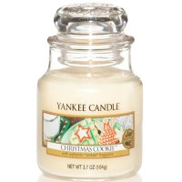 Yankee Candle Duftkerze Christmas Cookie 104g