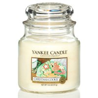 Yankee Candle Duftkerze Christmas Cookie 411g