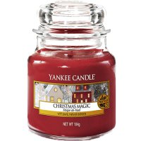 Yankee Candle Duftkerze Christmas Magic 104g