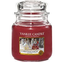 Yankee Candle Duftkerze Christmas Magic 411g