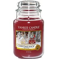 Yankee Candle Duftkerze Christmas Magic 623g