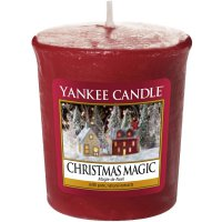 Yankee Candle Duftkerze Christmas Magic - Votivkerze