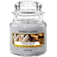 Yankee Candle Duftkerze Crackling Wood Fire 104g