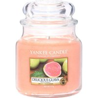 Yankee Candle Duftkerze Delicious Guava 411g