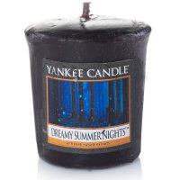 Yankee Candle Duftkerze Dreamy Summer Nights - Votivkerze