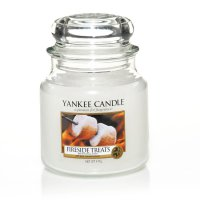 Yankee Candle Duftkerze Fireside Treats 411g