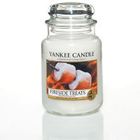 Yankee Candle Duftkerze Fireside Treats 623g