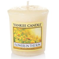 Yankee Candle Duftkerze Flowers in the Sun - Votivkerze