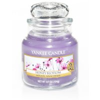 Yankee Candle Duftkerze Honey Blossom 104g