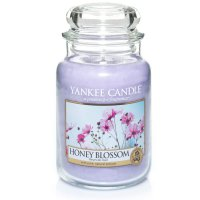 Yankee Candle Duftkerze Honey Blossom 623g