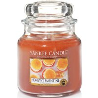 Yankee Candle Duftkerze Honey Clementine 411g