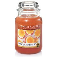 Yankee Candle Duftkerze Honey Clementine 623g
