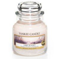Yankee Candle Duftkerze Lake Sunset 104g