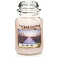 Yankee Candle Duftkerze Lake Sunset 623g