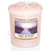 Yankee Candle Duftkerze Lake Sunset - Votivkerze
