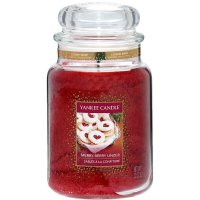 Yankee Candle Duftkerze Merry Berry Linzer 623g