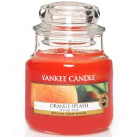 Yankee Candle Duftkerze Orange Splash 104g