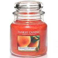 Yankee Candle Duftkerze Orange Splash 411g
