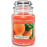 Yankee Candle Duftkerze Orange Splash 623g