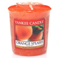 Yankee Candle Duftkerze Orange Splash - Votivkerze