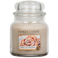 Yankee Candle Duftkerze Pain au Raisin 411g