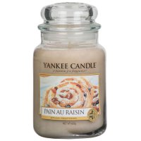 Yankee Candle Duftkerze Pain au Raisin 623g