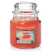 Yankee Candle Duftkerze Passion Fruit Martini 411g