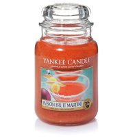 Yankee Candle Duftkerze Passion Fruit Martini 623g